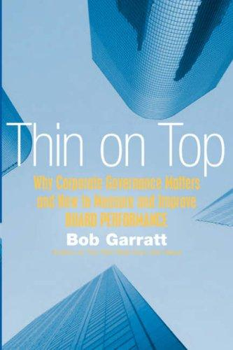 Thin on Top by Bob, Garratt