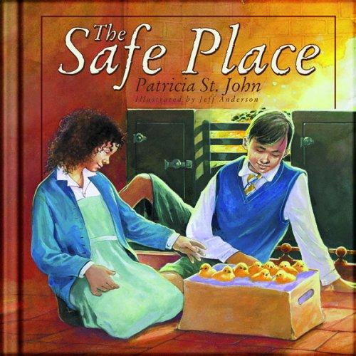 Safe Place, The by St John, Patricia